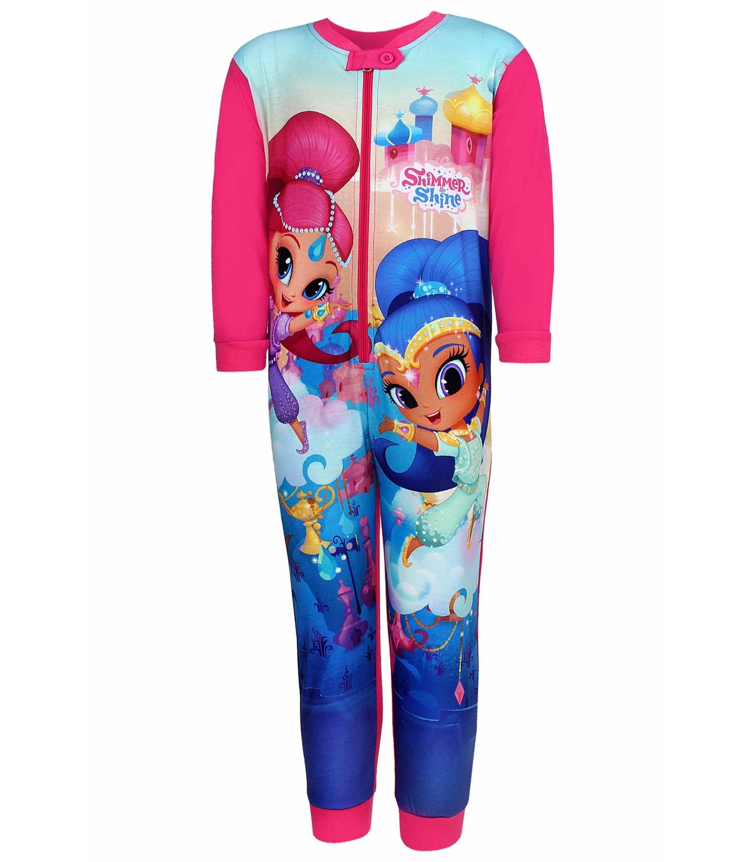 Shimmer and Shine® Salopeta pijama ciclam 8334171