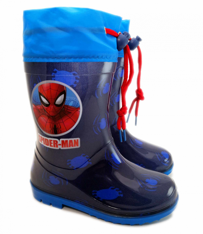 Spider-Man® Cizme cauciuc Bleumarin 355427