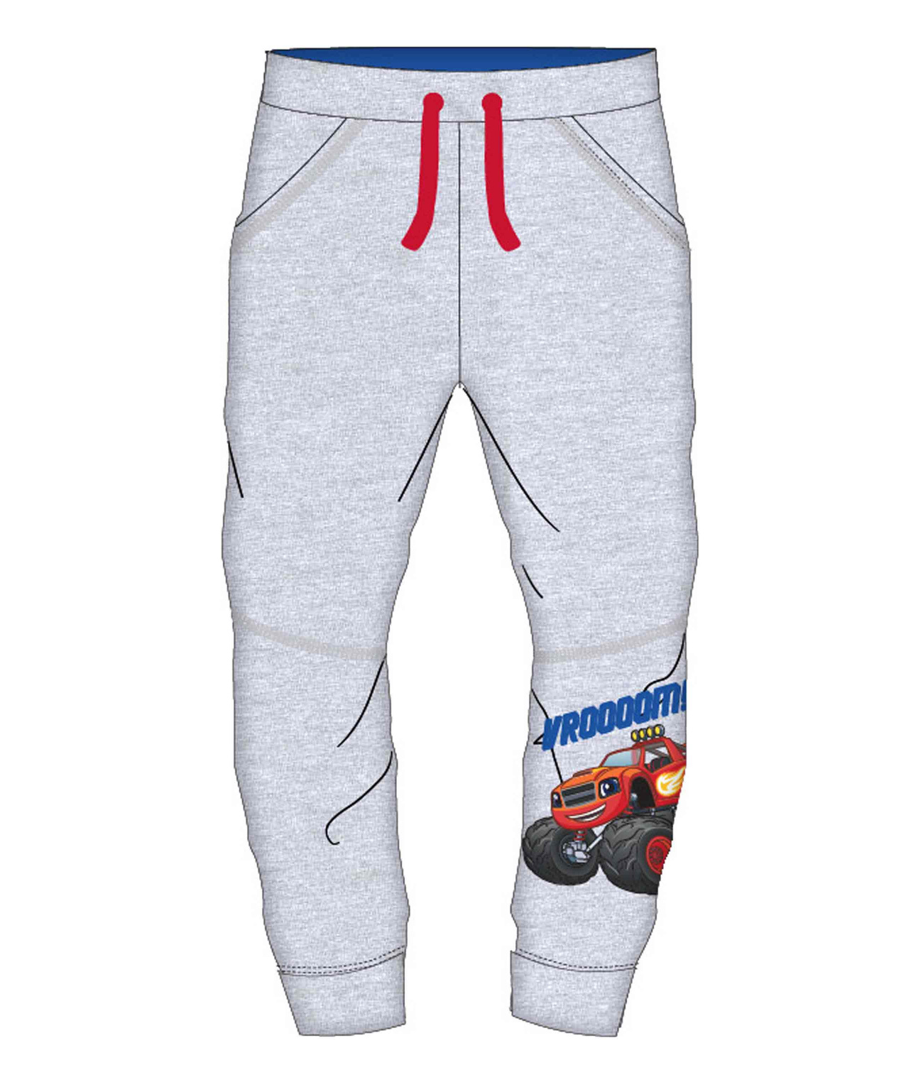 Blaze & Monster Machines® Pantaloni Gri 896557