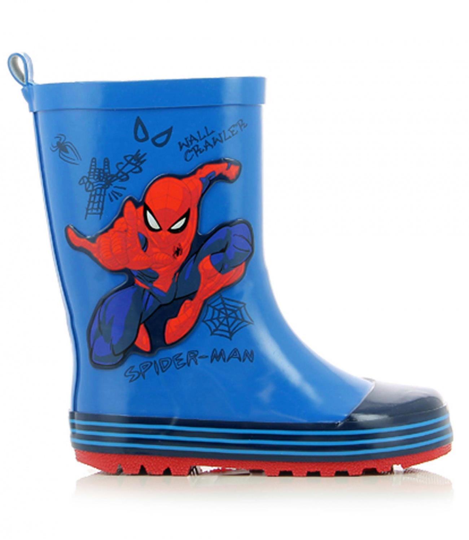 Spider-Man® Cizme cauciuc Albastre 108200