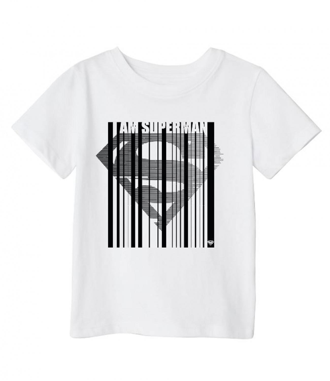 Superman® Tricou Alb 896182