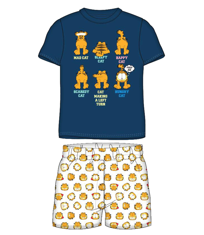 Garfield® Pijama vara bleumarin 892986