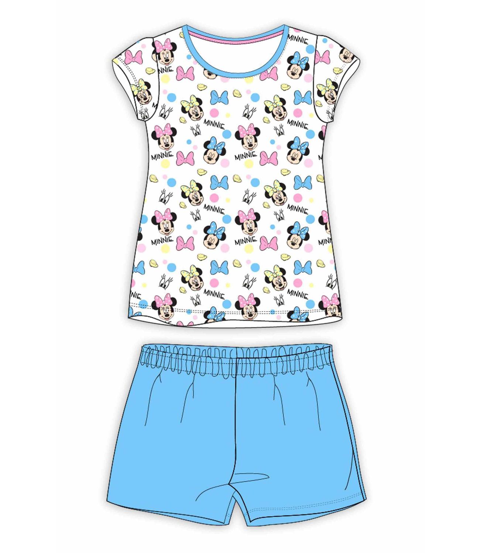 Minnie® Pijama de vara Turcoaz 183630