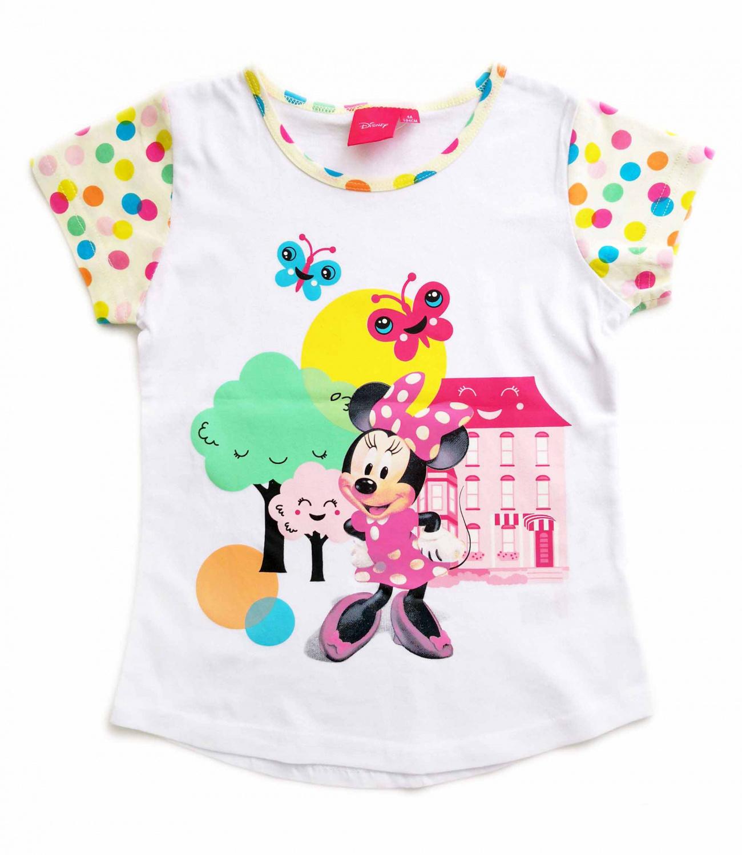 Minnie® Tricou alb 210210