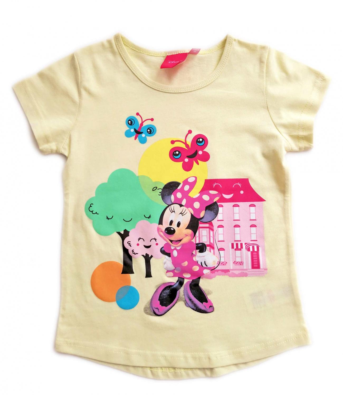 Minnie® Tricou galben 210212