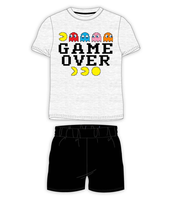 Pac-Man® Pijama vara gri 903398