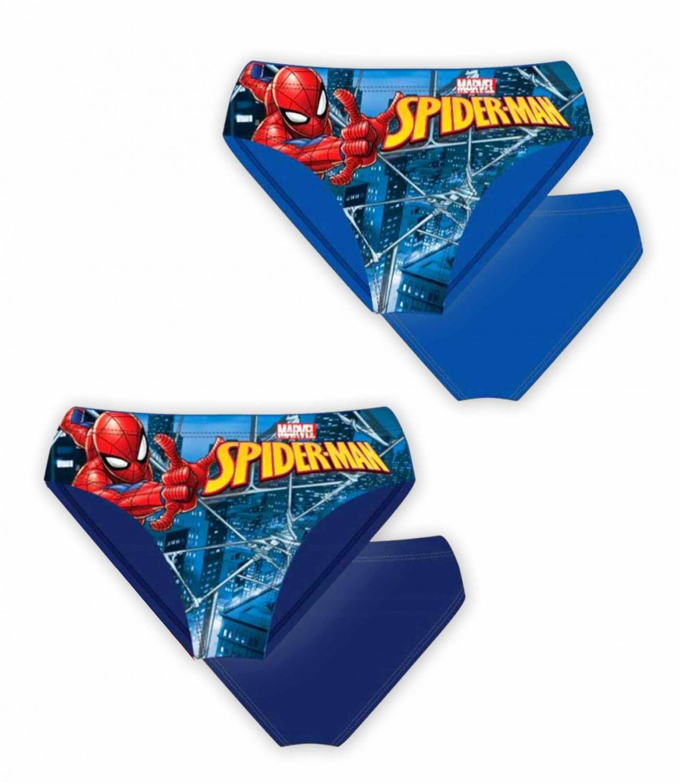 Spider-Man® Slip Baie albastru mix 910114