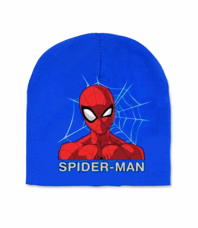 Spider-Man® Caciulita subtire Albastra 910736