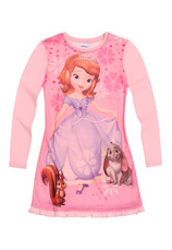 Sofia the First® Camasa noapte Roz