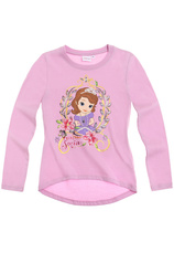 Sofia the First® Bluza (2-8 ani) Roz