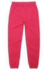 Pantaloni Trening flausati Fuxia