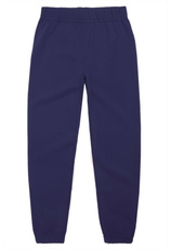 Pantaloni Trening flausati Bleumarin