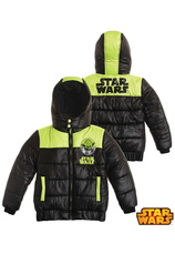 Star Wars® Jacheta matlasata Negru