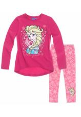 Frozen® Compleu leggins Fuxia
