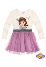 Sofia the First® Rochie Alb