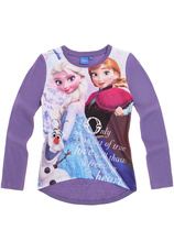 Frozen® Bluza  Mov