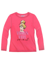 Tinker Bell® Bluza Fuxia