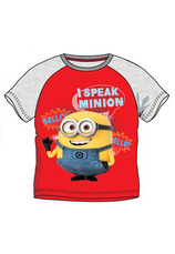 Minions® Tricou Rosu