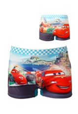 Cars® Boxer baie (98-128) Albastru