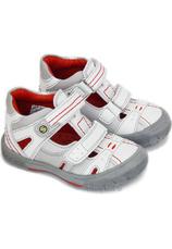Sunway® Sandale piele Alb