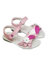 Hokide® Sandale piele Roz