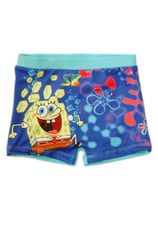 Sponge Bob® Boxer baie (104-128) Turcoaz