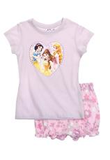 Princess ® Pijama vara Lila