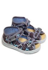 Viggami® Sandale Karo DK Gri