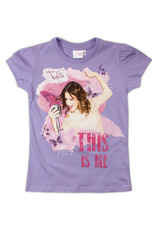 Violetta ® Tricou Mov