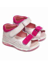 Avus® Sandale piele Roz