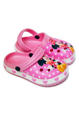 Minnie® Saboti tip Crocs Roz