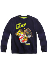 Angry Birds® Bluza flausata Bleumarin