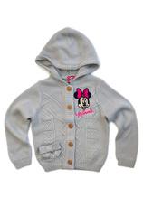 Minnie® Cardigan tricotat (98-134) Gri