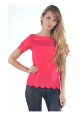 Raspberry® Bluza Lace (32-38) Petunia