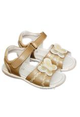 Avus® Sandale piele Ocru