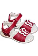 Avus® Sandale piele Bordo