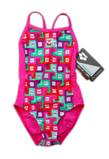 Arena® Costum de baie intreg Maryland Kids Fucsia