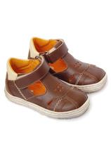 Avus® Sandale piele Maro