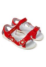 Hokide® Sandale piele Rosu