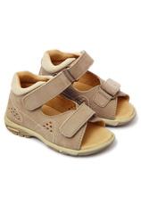 Avus® Sandale piele Cafe