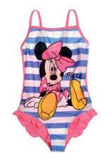 Minnie® Costum de baie intreg Roz