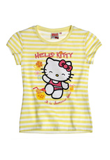 Hello Kitty Tricou Galben