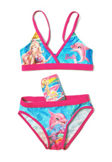 Barbie® Costum baie 2 piese Multicolor