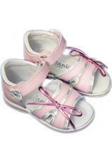 Sandale piele 20-25 Melania Roz