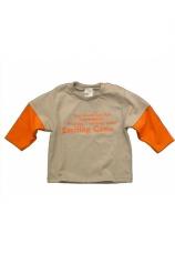 Bluza 68-98 Nisip-oranj
