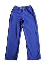 Pantalon trening basic Albastru