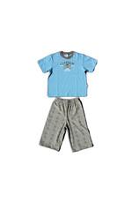 Pijama (98-164) Bleu