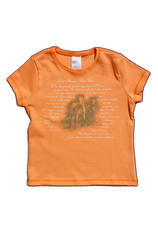 Tricou 98-152 Formel One Orange