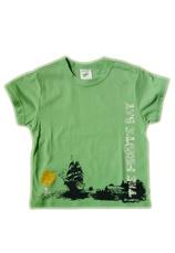 Tricou bebe 68-98 Verde