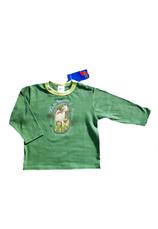 Bluza bebe 68-80 Verde